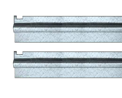 Allsteel New Style Compatible File Bar (2-pack)