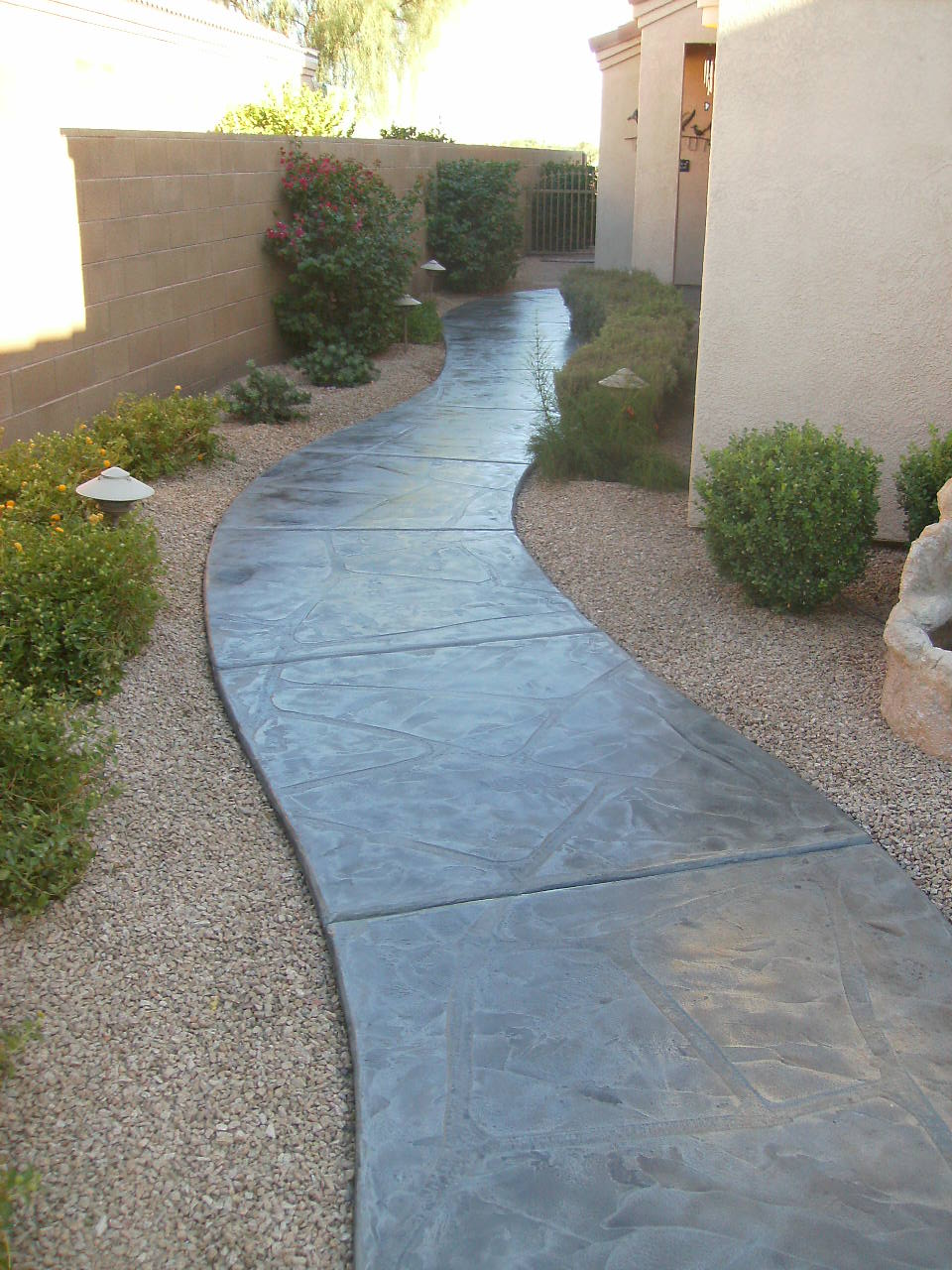 Concrete Decorative Concrete Cool Deckin