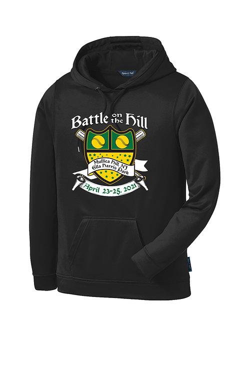 Battle on the Hill Softball Hooded Sweatshirt