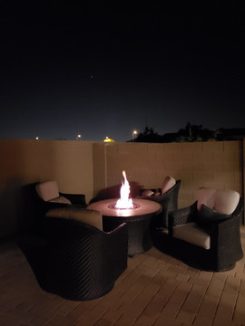 Paver Patio Seating area Goodyear AZ.JPG
