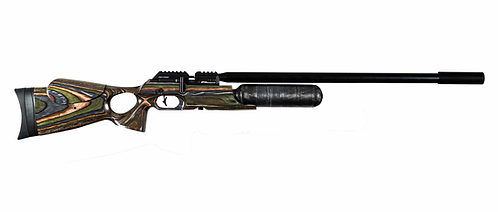 FX Crown w/ Donny FL Moderator 500mm STX Barrel