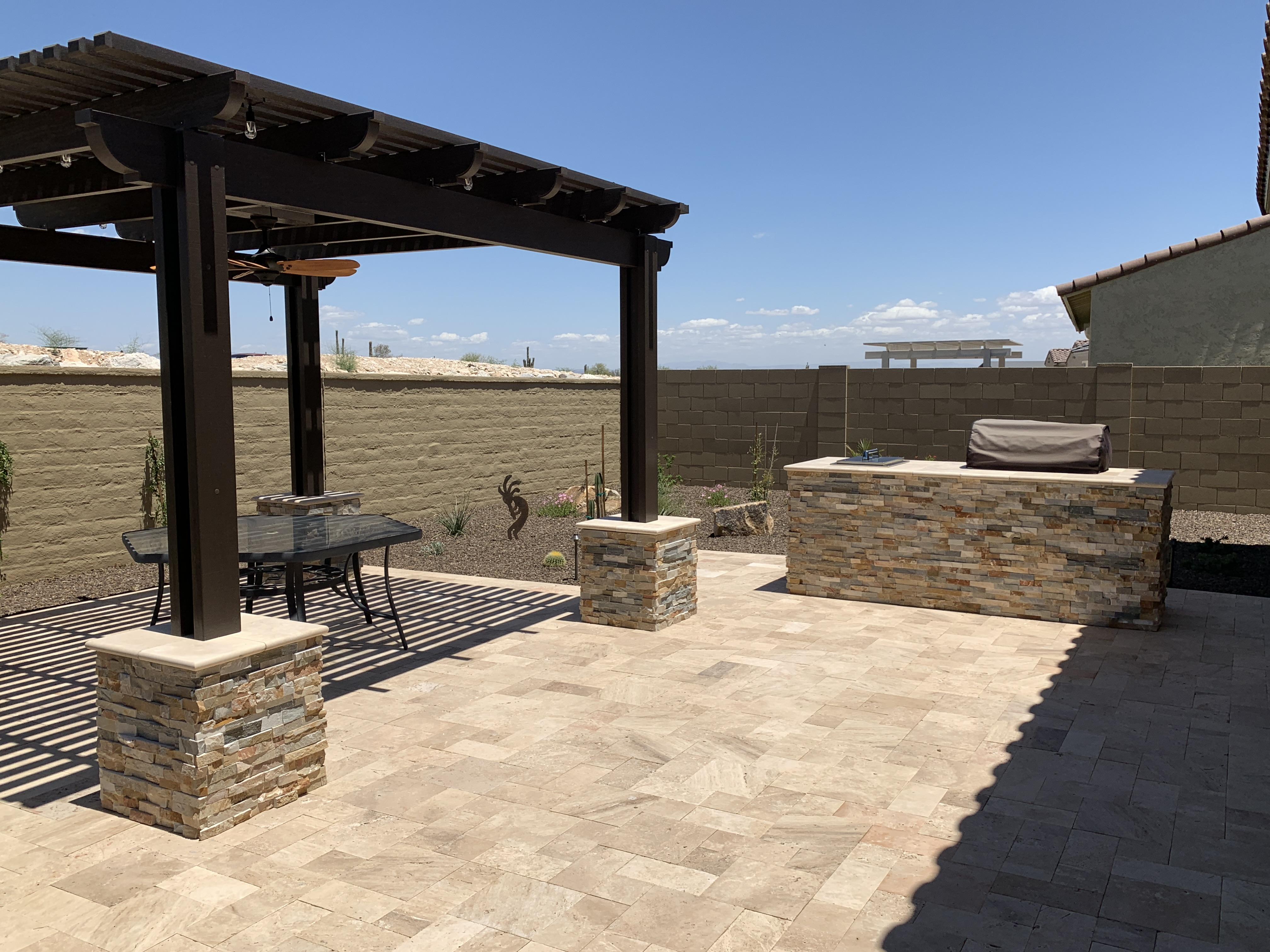 Pergola Shade Structure Avondale AZ