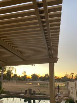 Alumawood Pergola Shade Structure Supris