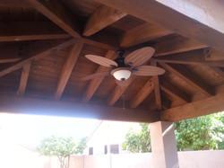 Ramada Shade Structure BBQ Scottsdale AZ
