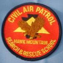 Civil Air Patrol Hawk Mountain Ranger School Insignia