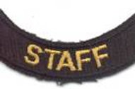 HMRS Staff Rocker
