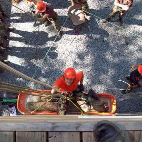 HMRS Rope Certification Training