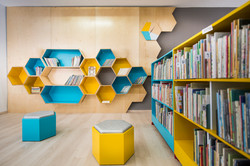 הספרייה בקיבוץ גת