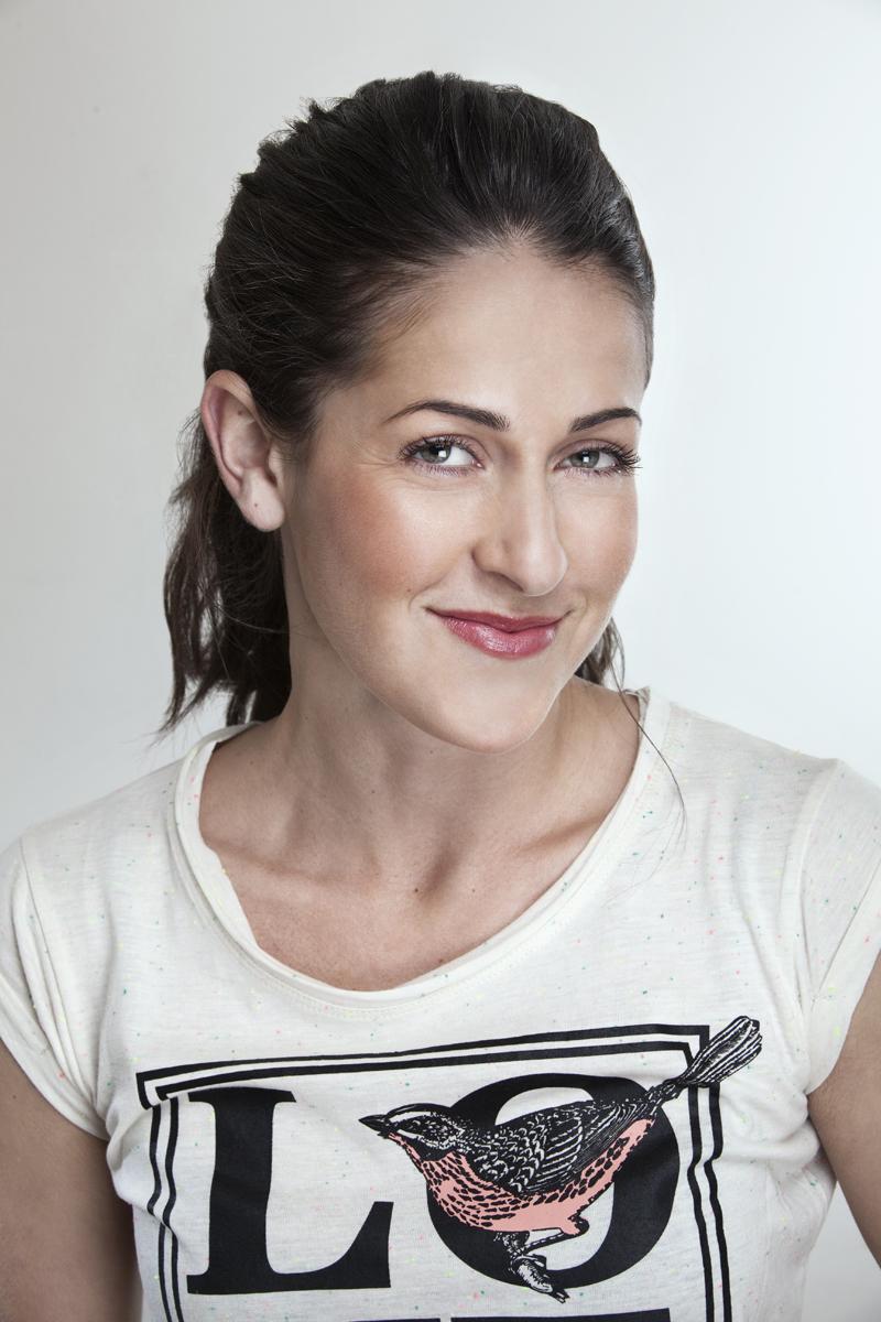 צילום בוק שחקנית