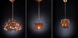 צילומי מוצר- גופי תאורה מנחושת