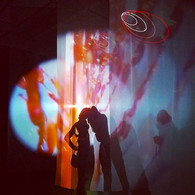 Shadow and colors #newmuseum #pipilottirist #pixelforest #shadow #colours #nyc #artinstallation #wonderworld #newyork #newyork_instagram