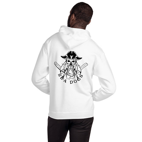 Sea Dog Logo Hoodie