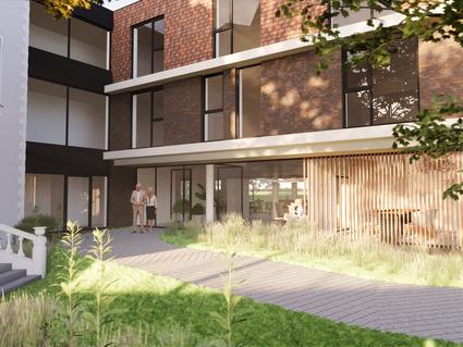 Nieuwbouw voor woonzorgcentra Orelia Iris en Ascot