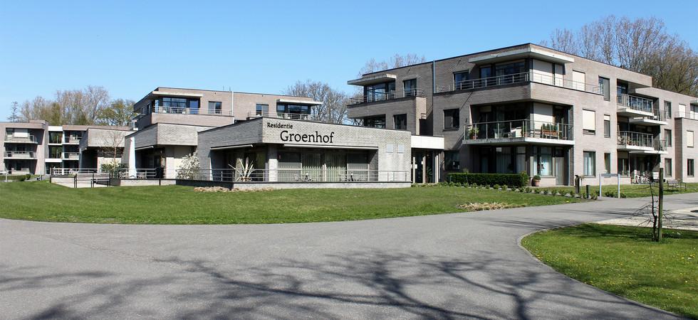 Serviceflats Oud-Turnhout - Orelia Groenhof