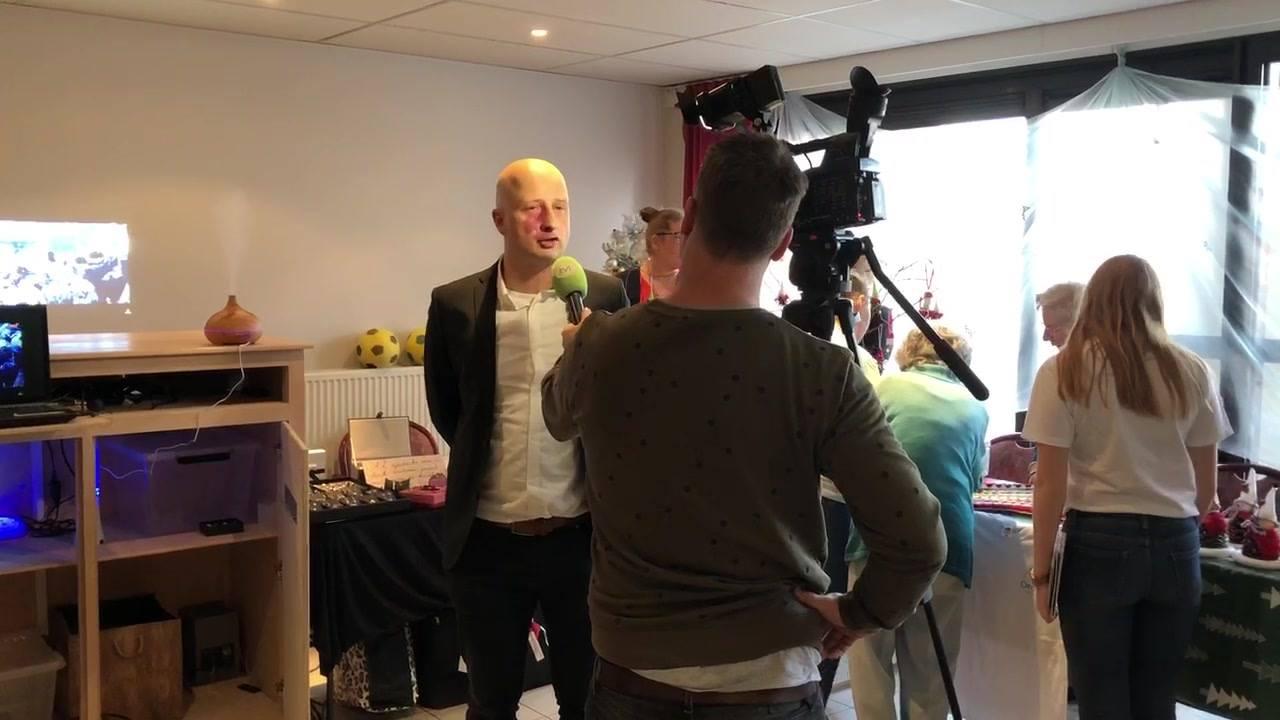Morgenavond op TV Limburg! Kristof Vervloesem doet dat als een pro! 👍🏻 #orelia #katharinadal #hasselt