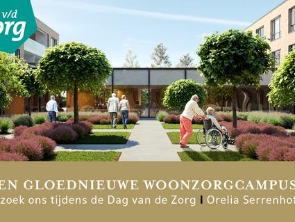 Opendeur gloednieuwe woonzorgcampus Orelia Serrenhof - Dag van de Zorg in Sint-Truiden
