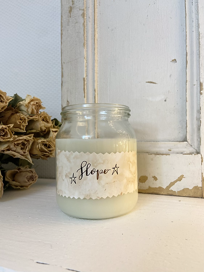 'Hope' Limited Edition with handwritten gift tag