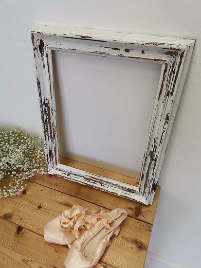 White Chippy frame