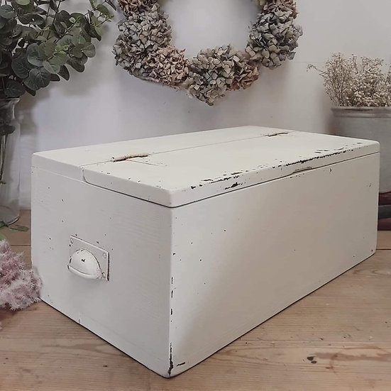 'Una' Dovetailed Blanket Box