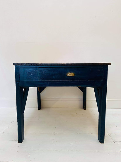 Antique scrub top table **DOES NOT include shipping**