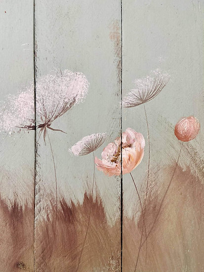 'Wildflower' Original Artwork