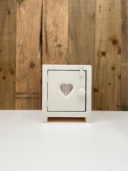 'Tomte' Keepsake mini cupboard