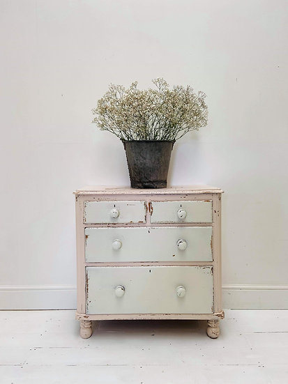 Victorian 2 over 2 pine drawers **includes shipping**