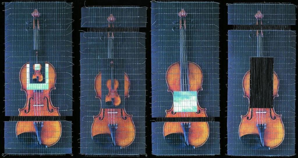 Anne de Bodt - 4 Violons