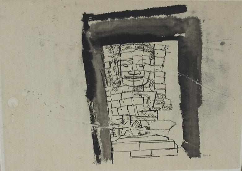 Iris Fossier - Door, 2014