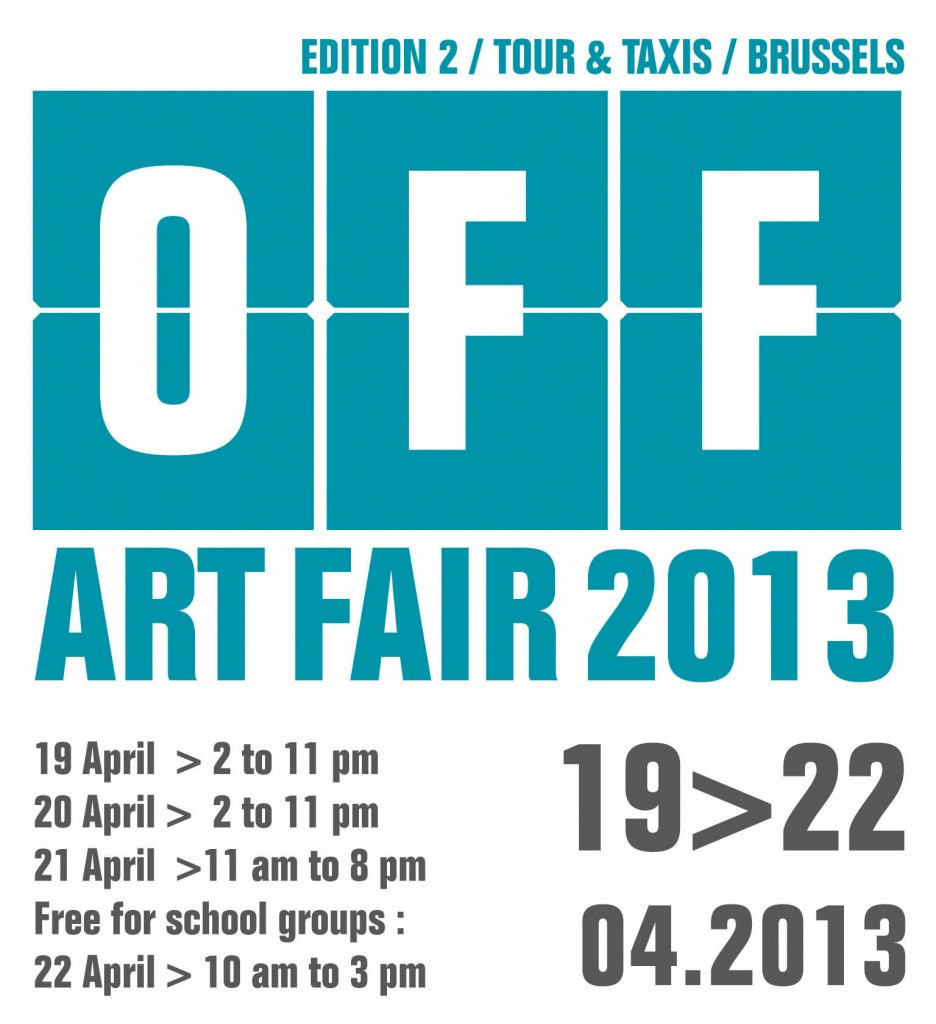OFF ART FAIR 2013