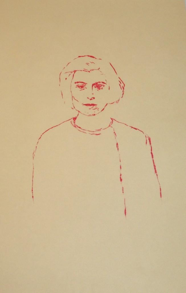 Anne-Catherine Nesa - Portrait de Germaine Berton