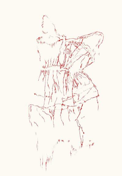 Anne-Catherine Nesa - Robe 1
