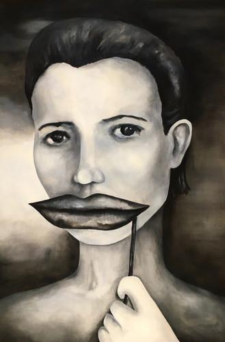 Nuria Della Rosa Female Silence