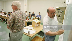 Team Teaching in University of Maryland