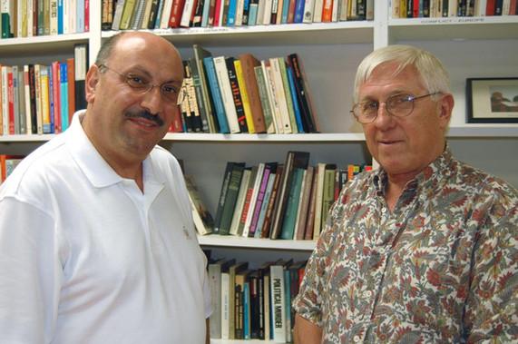 Edy Kaufman & Manuel Hassasian.jpg