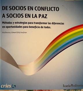 de socios en conflicto a socios en la paz