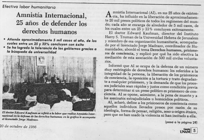 1.4.5-Amnista Internacional, 25 anos de