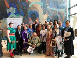 Александр Новьюхов принимает участие в 18-й сессии постоянного форума Организации Объединенных Наций