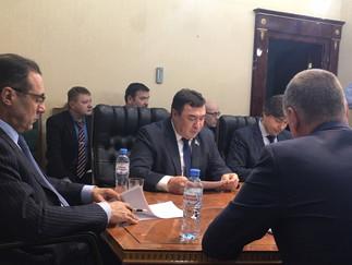 Александр Новьюхов: Практика взаимодействия в рамках совета должна быть продолжена