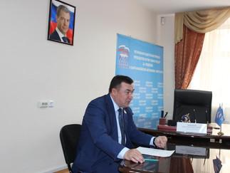 Александр Новьюхов подвёл итоги приёма граждан в региональной общественной приёмной партии «Единая Р
