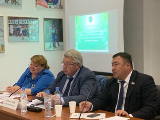 Александр Новьюхов выступил экспертом круглого стола