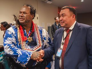 Александр Новьюхов рассказал об истории появления Международного дня коренных народов