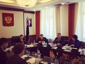 Александр Новьюхов: Законопроект об уполномоченном по правам коренных народов нуждается в доработке