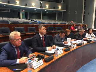 Александр Новьюхов принял участие в Координационном совете по предоставлению грантов на развитие гра