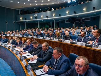 Александр Новьюхов прокомментировал доклад Губернатора Югры