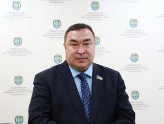 Александр Новьюхов рассказал о реализации проекта «Этнокультурный банк финно-угорских народов»