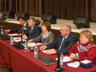 Александр Новьюхов: Участники конференции имеют возможность получить ответы на интересующие вопросы