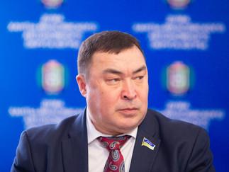 Александр Новьюхов принял участие во встрече с гражданами Белоярского района