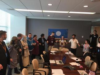 Александр Новьюхов призвал международное сообщество уважать мнение экспертов из отдаленных территори