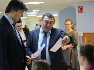 Александр Новьюхов рассказал о работе с обращениями граждан в первом квартале 2018 года